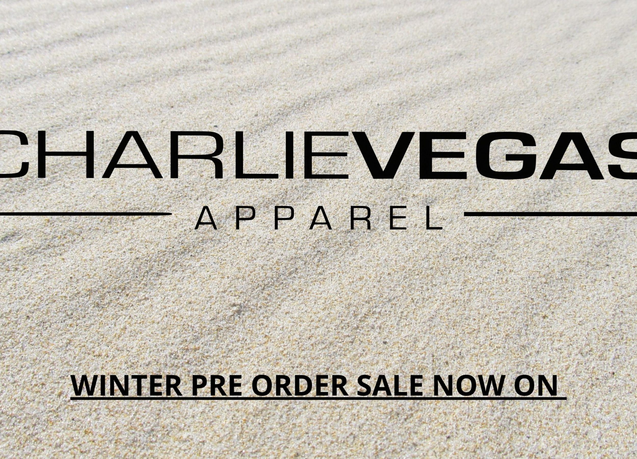 WINTER PRE ORDER SALE NOW ON